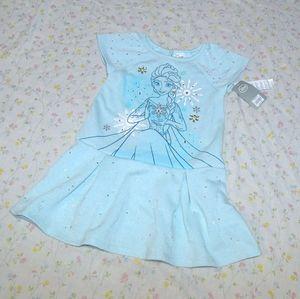 NWT Disney's Frozen Dress Size 5/6